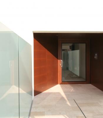 Edificio residenziale, Oreno