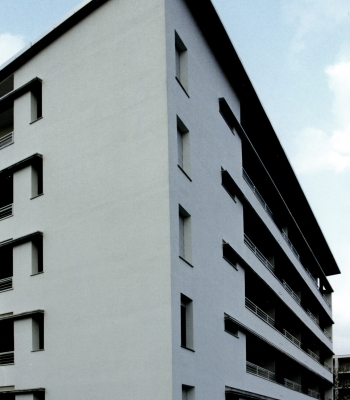 Subsidized housing, Saronno