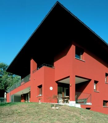 Complesso residenziale, Arolo