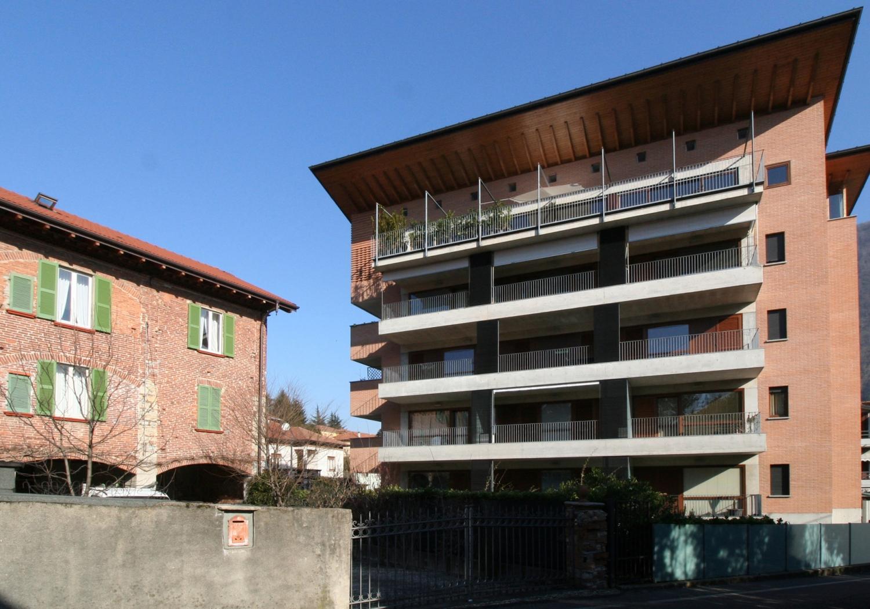Edificio residenziale, Laveno